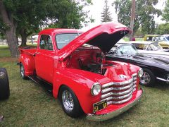 Can you say Chevy Truck? Man, what a great job done on this one! Photo by Paul Scholl