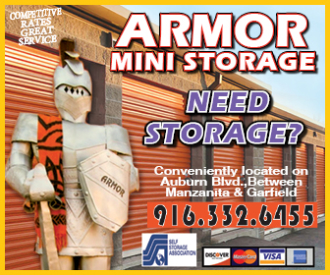 Armor Mini Storage Ad