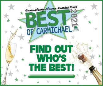 Carmichael Chamber of Commerce Ad