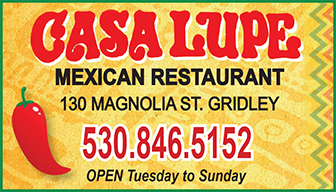 Casa Lupe Ad