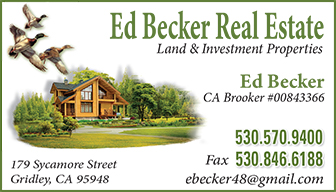 Ed Becker Realestate Ad