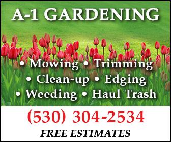 A-1 Gardening Ad