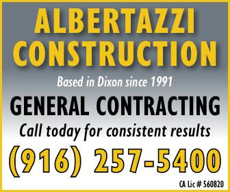 Albertazzi Construction Ad