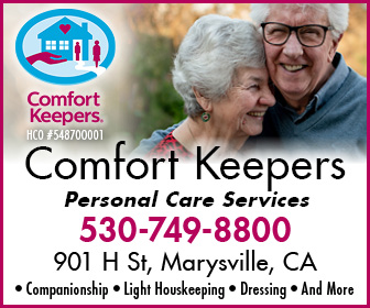 Comfort Keepers Ad