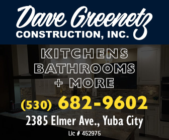 Dave Greenetz Construction Ad