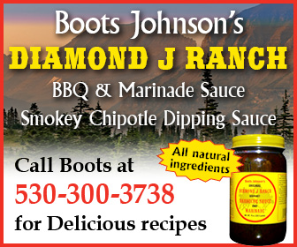 Diamond J Ranch Ad