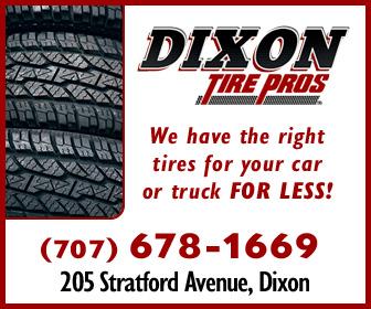 Dixon Tire Ad