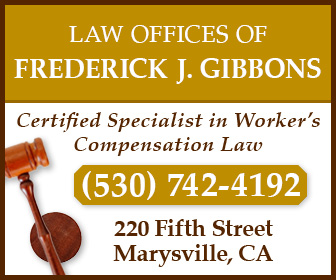 Fred Gibbons Law Offices Ad