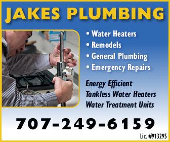 Jakes Plumbing Ad
