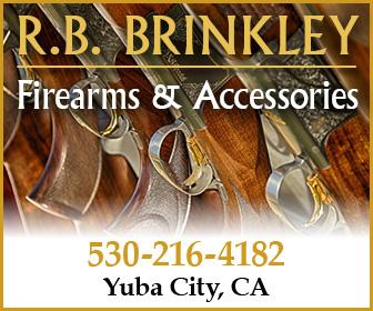 RB Brinkley Firearms Ad