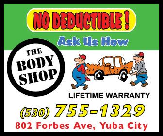 The Body Shop Ad