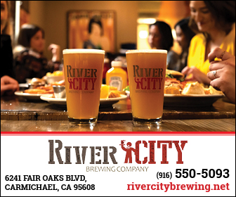River City Brewing Ad