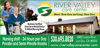 River Valley Care Ad