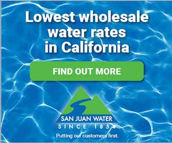 San Juan Water Ad