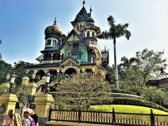 Mystic Manor is an enchanting ride exclusive to Hong Kong Disneyland. Photo by David Dickstein