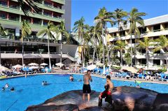 El Cid El Moro in Mazatlán is the perfect day-long getaway from the cruise scene. Photo by David Dickstein